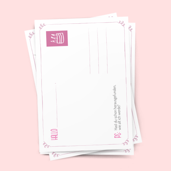 9. geburtstag mädchen | malen nach zahlen, Einladungen
